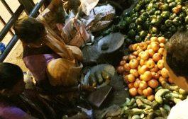 নারী বিক্রেতার দখলে কলকাতার সবজি বাজার